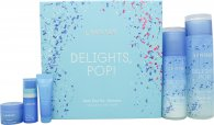 Laneige Delights Pop! Basic Duo Set Moisture Holiday Edition Gift Set - 5 Pieces