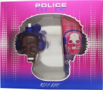 Police To Be Miss Beat Gift Set 40ml EDP + 100ml Body Lotion