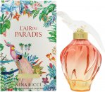 Nina Ricci L'Air du Paradis Eau de Toilette 100ml Spray