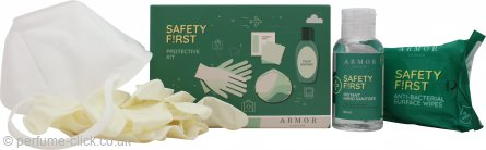 Armor London Safety F!rst Protective K!t Safety Kit - 14 Pieces