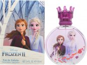 Disney Frozen II Eau de Toilette 100ml Spray