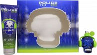 Police To Be Mr Beat Gift Set 1.4oz (40ml) EDP + 3.4oz (100ml) Shower Gel