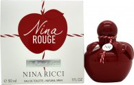 Nina Ricci Nina Rouge Eau de Toilette 30ml Spray