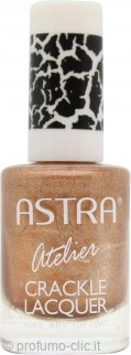 Astra Atelier Crackle Lacquer Top Coat 9ml - 11 Taffeta