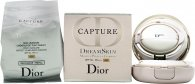 Christian Dior Capture Totale Dreamskin Moist & Perfect Cushion Foundation SPF50 15g - 020 Light Beige