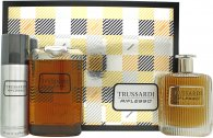 Trussardi Riflesso Gift Set 3.4oz (100ml) EDT + 3.4oz (100ml) Deodorant Spray + 6.8oz (200ml) Shower Gel