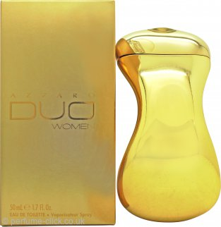 Azzaro Duo Women Eau de Toilette 50ml Spray