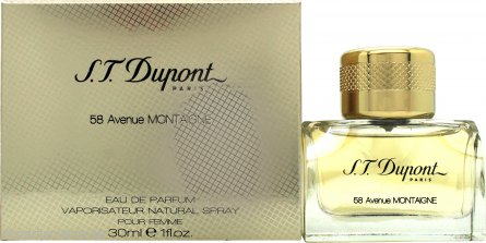 St Dupont 58 Avenue Montaigne EdT 100ml • Se priser (2