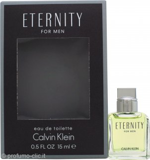 Calvin Klein Eternity Eau de Toilette 15ml