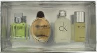 Calvin Klein Mini Set Geschenken 15ml CK1 + 15ml Eternity + 15 Escape + 15ml Obsession