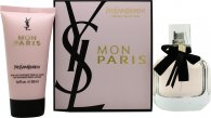 Yves Saint Laurent Mon Paris Gift Set 50ml EDP + 50ml Body Lotion
