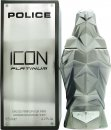 Police Icon Platinum Eau de Parfum 125ml Spray