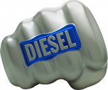 Diesel Only The Brave Gift Set 125ml EDT Spray + 75ml Deodorant Stick