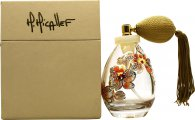 M. Micallef Crystal Hand Painted Swarovski Stone Fragrance Bottle 75ml Spray - Leer