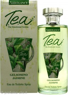 Arrogance T.e.a. Jasmine Tea Eau de Toilette 100ml Spray