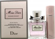 Christian Dior Miss Dior Blooming Bouquet Gift Set 75ml EDT + 10ml EDT