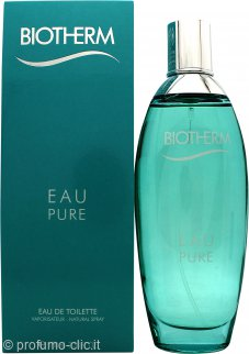 Biotherm Eau Pure Eau de Toilette 100ml Spray