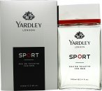 Yardley Sport Eau de Toilette 100 ml Spray