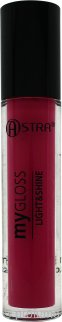 Astra MyGloss Light & Shine Lip Gloss 6.5ml - 07 Raspberry