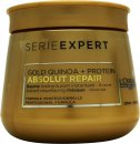 L'Oréal Professionnel Serie Expert Gold Quinoa + Protein Absolut Repair Mask 250ml