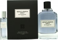 Givenchy Gentlemen Only Gift Set 3.4oz (100ml) EDT + 0.5oz (15ml) EDT