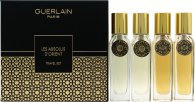 Guerlain Les Absolus d'Orient Travel Gift Set 4 Pieces