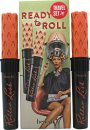 Benefit Ready To Roll Gift Set 2x 8.5ml Roller Lash Mascara