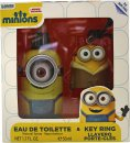 Minions Gift Set 50ml EDT + Goggles + Key Ring