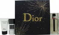 Christian Dior Dior Homme Sport Gift Set 125ml EDT + 75g Deodorant Stick + 50ml Aftershave Balm