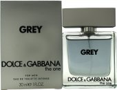 Dolce & Gabbana The One Grey Eau de Toilette 30ml Spray