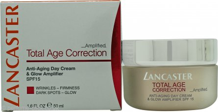 Lancaster Total Age Correction Anti-Aging Day Cream 50ml