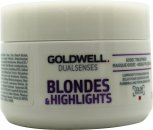Goldwell Dualsenses Blonde & Highlights 60 Second Treatment 200ml