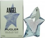 Thierry Mugler Angel Eau de Toilette 50ml Spray - Refillable