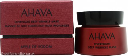 Ahava Apple of Sodom Overnight Deep Wrinkle Mask 50ml