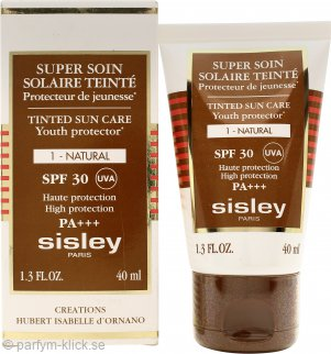 Sisley Super Soin Solaire Tinted Sun Care SPF30 40ml - 01 Natural