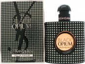 Yves Saint Laurent Black Opium Shine On Eau de Parfum 50ml Spray - Limited Edition