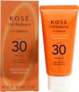 Kosé Cell Radiance UV Defencer Sun Care Cream SPF30 50ml