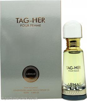 Armaf Tag-Her Non-Alcoholic Perfume Oil 20ml