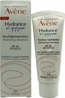 Avène Hydrance Rich UV Hydrating Emulsion SPF30 40ml