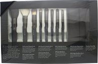 Borghese Professional Select Brush Collection Gift Set 9 Pieces