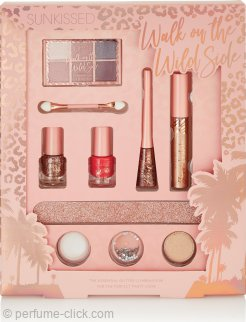 Sunkissed Walk On The Wild Side Make Up Set - 14 Pieces