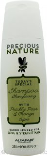 Alfaparf Precious Nature Capri Shampoo 250ml - For Long & Straight Hair