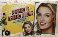 Benefit Defined & Refined Brow Kit - 02 Light