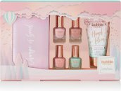 Style & Grace Bubble Boutique Mani Care Sett - 6 Deler