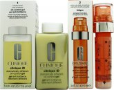 Clinique Dramatically Different iD Oil-Control Gel + Active Cartridge Concentrate 125ml - Vermoeidheid