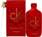 Calvin Klein CK One Eau de Toilette 100ml Spray - 2020 Collector's Edition