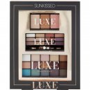 Sunkissed Luxe Cosmetics Gift Set - 30 Pieces