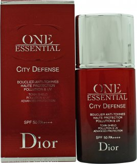 Christian Dior One Essential City Defence Advanced Protection Pa++++ Cream SPF50 30ml
