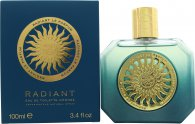 Radiant For Men Eau de Toilette 100ml Spray