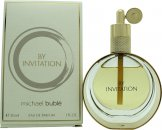 Michael Buble By Invitation Eau de Parfum 30ml Spray
